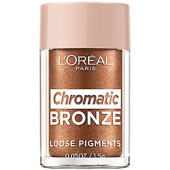 L'Oreal Paris Loose Pigments Chromatic Bronze 1.5g Everything is Permitted #02