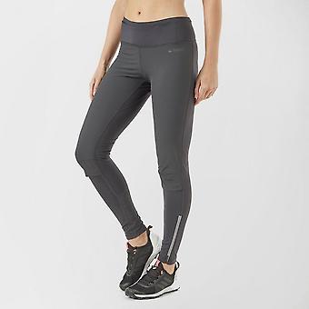 New adidas Women's Agravic Trail Running Athletics Tights Grey