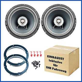 Front speaker suitable for Audi A3 from 2003, A4, A4 Avant, Toyota Yaris