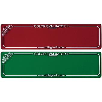 Color Evaluator Ii Red & Green Filter 50025