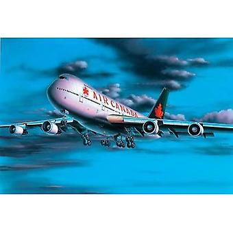 Revell 4210 Boeing 747 - 200 Air Canada Aircraft assembly kit 1:390