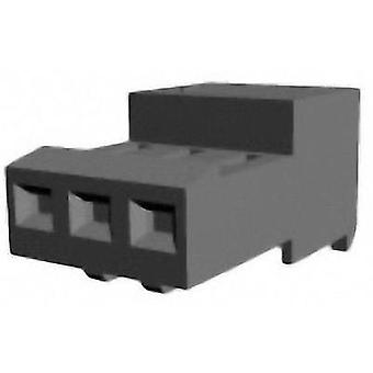 Receptacles (standard) MTA-100 Total number of pins 9 TE Connectivity 3-640441-9 1 pc(s)