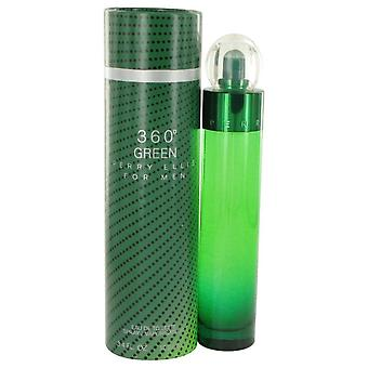 Green 360* By Perry Ellis Edt Spray 100ml