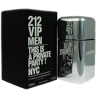 212 VIP Men von Carolina Herrera 1,7 oz EDT Spray