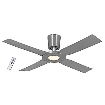 Energy-saving ceiling fan Eco Disk Aluminium 142 cm / 56