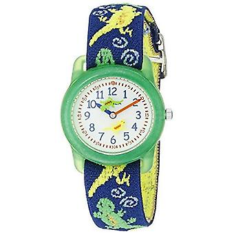 Timex Kids' Geckos Stretch Band Watch (T72881)