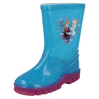 Elsa e ragazze Disney congelati Wellingtons Anna