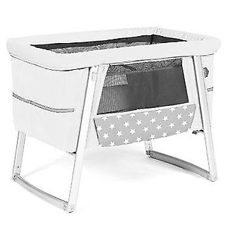Babyhome Cradles Air White