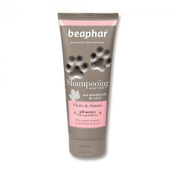 Beaphar Premium Cats And Kittens Shampoo 200Ml (Cats , Grooming & Wellbeing , Shampoos)