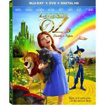 Legends of Oz: Dorothy's Return [BLU-RAY] USA import