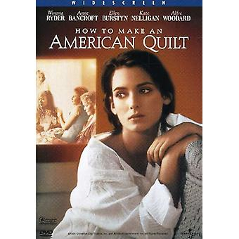 How to Make an American Quilt [DVD] USA import