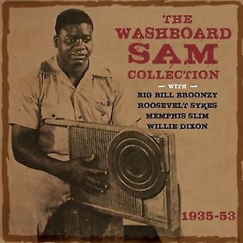 Washboard Sam - Sam Washboard-Collection: 1 [CD] USA import