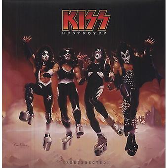 KISS - Destroyer-uppståndna [Vinyl] USA import