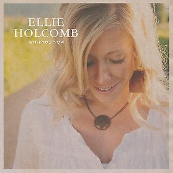 Ellie Holcomb - med du nu [CD] USA import
