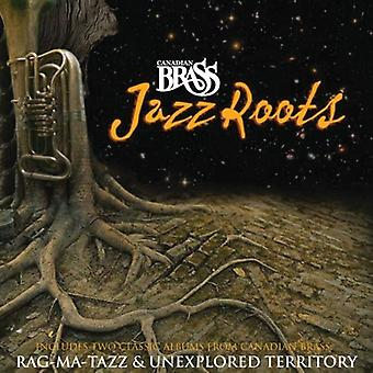 Canadian Brass - Jazz Roots [CD] USA import
