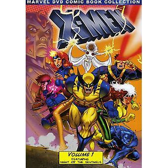 Marvel X-Men Vol. 1 [DVD] USA import