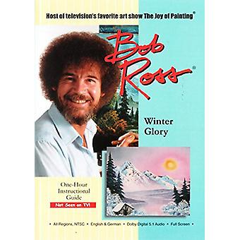 Bob Ross de Joy of Painting: Winter Glory [DVD] USA import