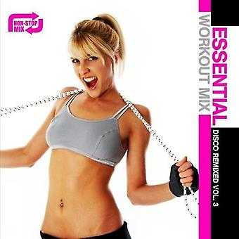 Essential Training Mix: Disco Remixed - Vol. 3-Essential Training Mix: Disco Remixed [CD] USA Import