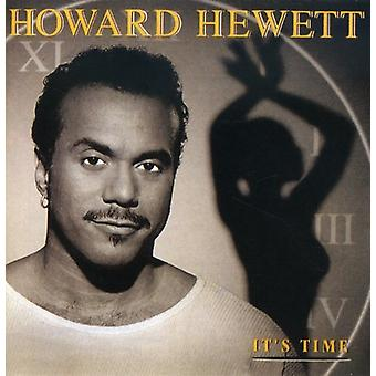 Howard Hewett - det er tid [CD] USA import