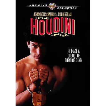 Importazione di Houdini [DVD] Stati Uniti d'America