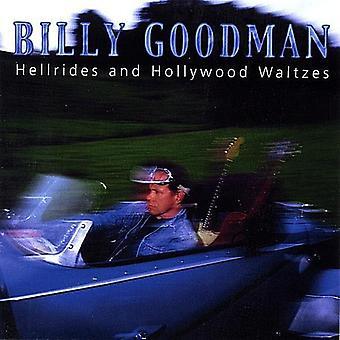 Billy Goodman - Hellrides & Hollywood Walzer [CD] USA import