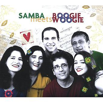 Samba opfylder boogie-woogie - Samba opfylder Boogie Woogie [CD] USA importerer