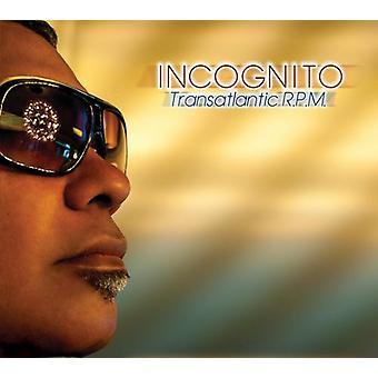 Incognito - transatlantiska Rpm [CD] USA import