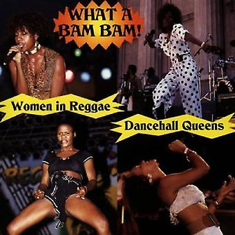 What a Bam Bam!-History of - What a Bam Bam!-History of Wom [CD] USA import