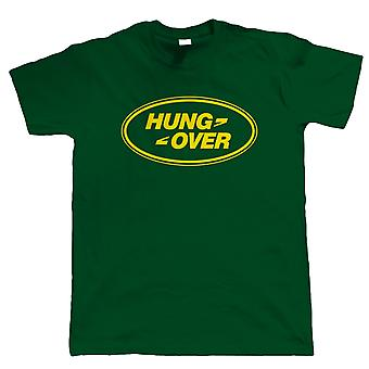 Vectorbomb, Hung Over, Funny Mens Off Road 4x4 T Shirt (S to 5XL)