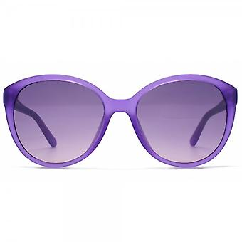 Lacoste Kids Curvy Cateye Sunglasses In Purple