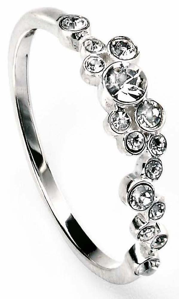 925 серебряное кольцо кристалл Swarovski
