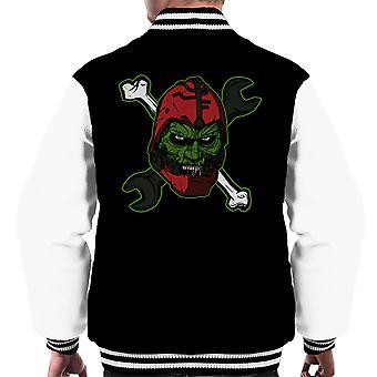 Guiden af våben mestre af universet mænds Varsity jakke