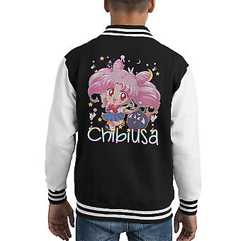 Varsity Jacket de Chibusa Sailor Moon Kawaii Kid