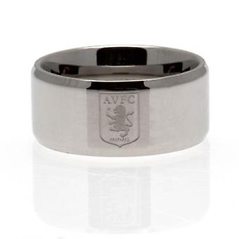 Aston Villa Band Ring Small