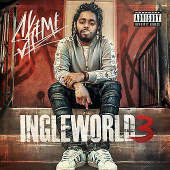 SKEME - import de Estados Unidos Ingleworld 3 [CD]