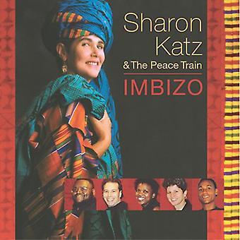 Sharon Katz & fred tog - Imbizo [CD] USA importerer
