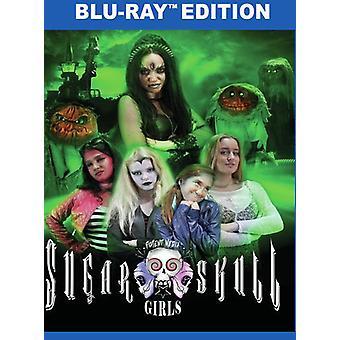 Sukker kraniet piger [Blu-ray] USA importerer