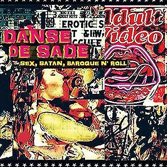 Danse De Sade - Sex Satans Baroque N Roll [CD] USA import