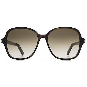 Occhiali da sole Saint Laurent Classic 8 In Havana Brown