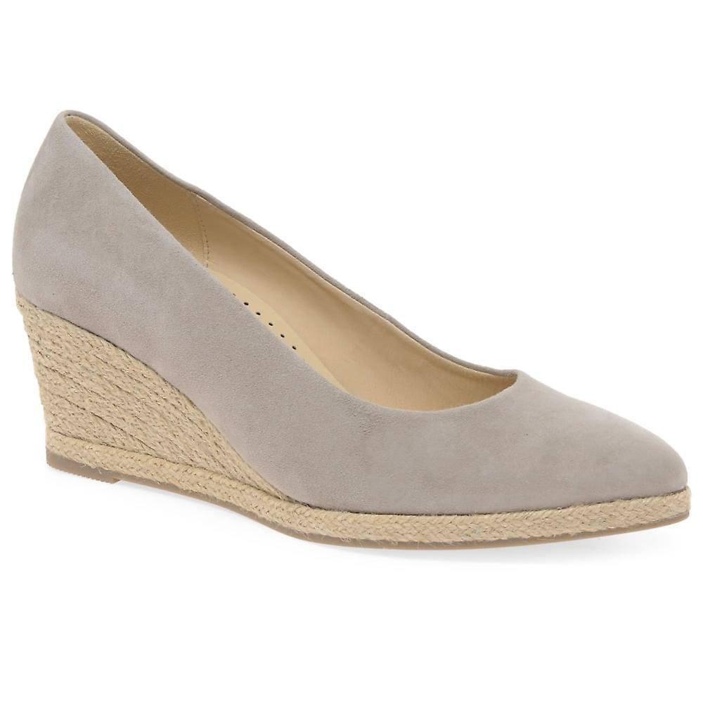 Gabor Paisley donna Wedge Heel Court scarpe | Bassi costi  | Uomini/Donna Scarpa