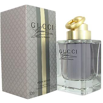 Gucci Made to Measure for Men 3 oz EDT spray