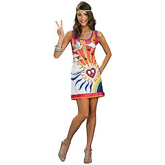 Daydreamer sole 1960s 1970s Hippie Hippy pace bambino Retro donne Costume