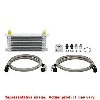 Mishimoto Oil Cooler Kits MMOC-U Silver Fits:UNIVERSAL 0 - 0 NON APPLICATION SP