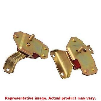 Energy Suspension Motor Mount 4.1127R Red Fits L or R Fits:FORD 1996 - 2004 MU