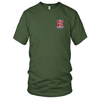 US Army - 151st kjemiske bataljon brodert Patch - Mens T-skjorte
