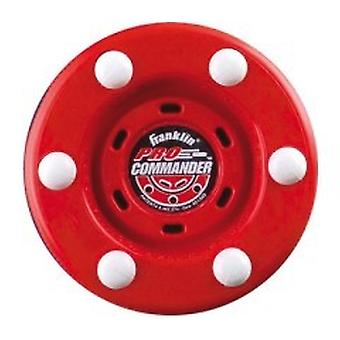 Commander Pro FRANKLIN roller hockey puck