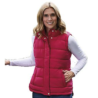 Ladies Champion Country Estate Vermont Padded Quilted Winter Coat Jacket