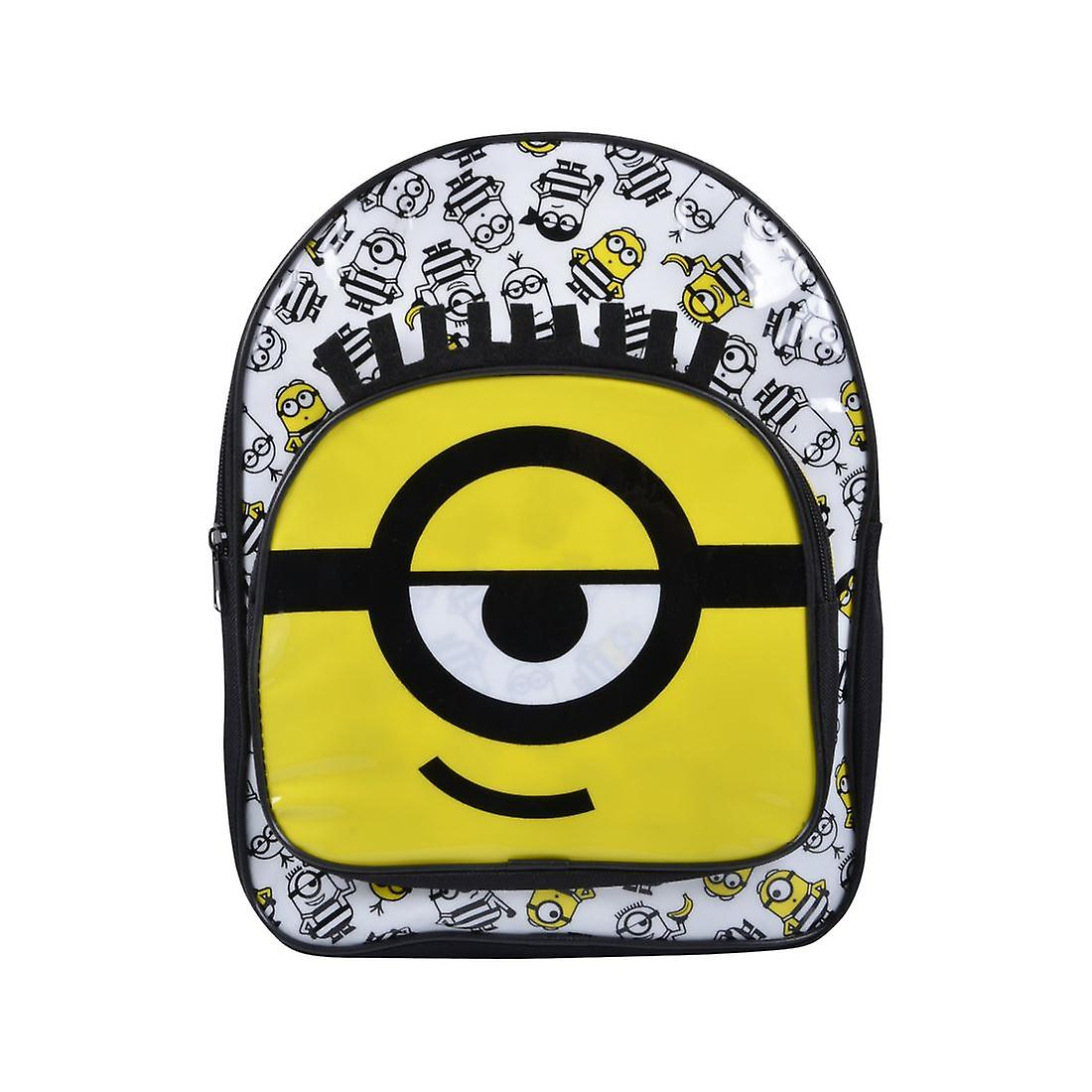 Despicable Me 3 Junior Backpack with Pocket