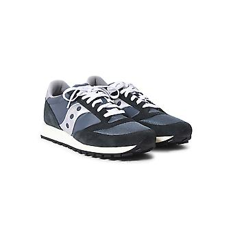 Saucony Jazz Original Vintage Trainer Blue & Black