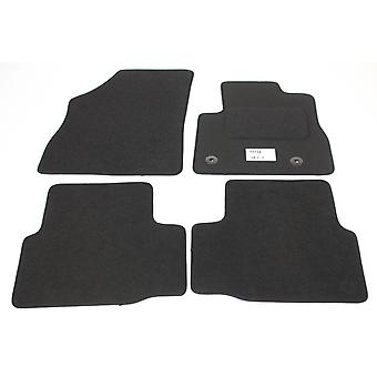 Fully Tailored car mats - Opel ASTRA K 2015-2018